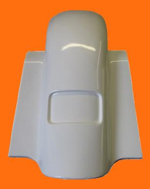 harley bagger stretched rear fender 09 to 13