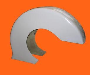 OLDYS DRAGGER MOLTORCYCLE FENDERS